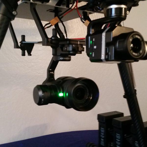 FLIR and Video cameras